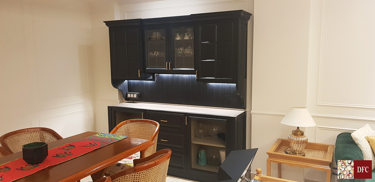 TV Unit / Cabinet & Chester